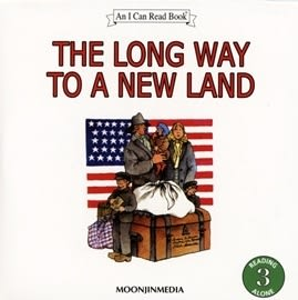 〈汪培珽英文書單〉〈An I Can Read系列:Level 3)THE LONG WAY TO A NEW LAND /(單CD)