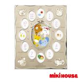 MIKI HOUSE BABY 成長紀錄相框