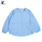 【兩件2.5折】American Bluedeer - 寬鬆圓領上衣 秋冬新款