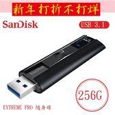 SANDISK 256G EXTREME PRO USB 3.1 固態隨身碟 CZ880 隨身碟 256GB 公司貨