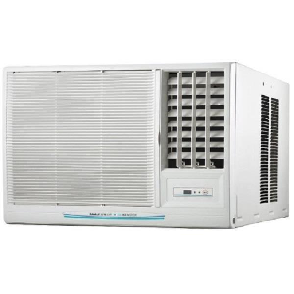 【南紡購物中心】台灣三洋SANLUX變頻窗型冷氣9坪右吹 SA-R60VSE