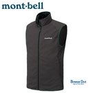 【Mont-Bell 日本 男 O.D.VEST 防潑水背心《灰》】1103301/防水/防風/透氣