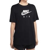 Nike AS W NSW Air BF Top 女 黑 運動 休閒 短袖 CZ8615-010