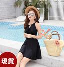 依芝鎂-G349花蕾美肩連身泳衣游泳衣泳裝M-2XL正品,售價980元
