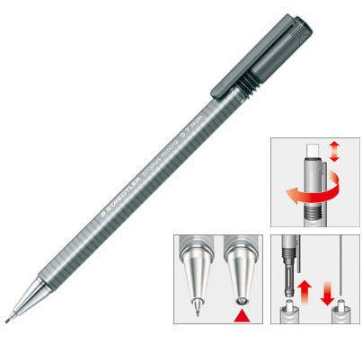 [奇奇文具]   【施德樓 STAEDTLER 自動鉛筆】 施德樓STAEDTLER 77427 0.7mm三角舒寫自動鉛筆