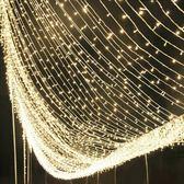 led燈 耀慶LED彩燈閃燈串燈滿天星房間春節裝飾燈新年節日戶外防水燈串   居優佳品igo