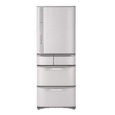 【HITACHI 日立 日本原裝】483公升變頻五門電冰箱 RS49HJ-SN 香檳不銹鋼 比漾廣場