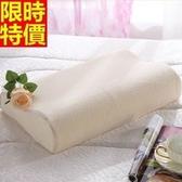 枕頭 頸部記憶枕 舒適透氣-慢回彈高效舒眠健康67b40[時尚巴黎]