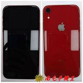 =南屯手機王=【中古機】 APPLE   iphone  XR  64G 紅色 配件全新 宅配免運費