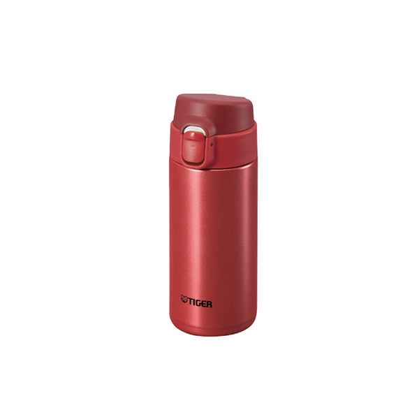 TIGER虎牌360cc超輕量型彈蓋式真空保溫杯 MMY-A036 紅色(RY)【屈臣氏】