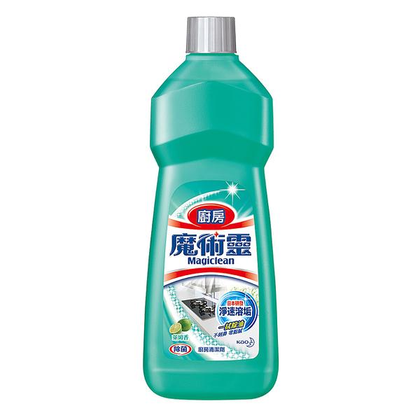 魔術靈 廚房清潔劑 經濟瓶(萊姆香) 500ml/瓶