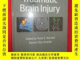 二手書博民逛書店Traumatic罕見Brain Injury (小16開,硬精