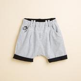 【金安德森】KA條紋配色反折休閒褲 (75-95)
