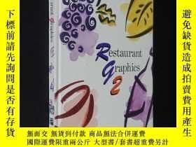 二手書博民逛書店Restaurant罕見graphics 2Y5919 見圖 見