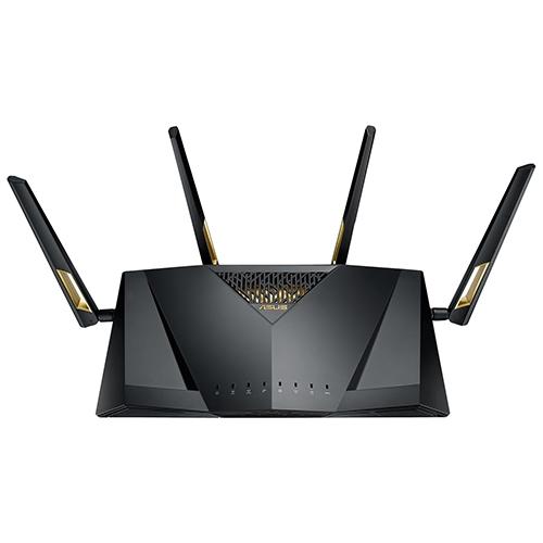 【限時至0507】 ASUS 華碩 RT-AX88U AX6000 雙頻 Wi-Fi 6 (802.11ax) 無線 路由器