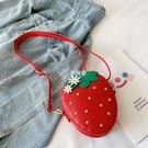 胸包 斜背包 兒童包包公主迷你小包可愛新款潮女童斜背包網紅時尚洋氣小女孩包