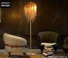 INPHIC- 北歐個性創意裝飾落地燈後現代奢華鏈條流蘇臥室客廳落地燈_S197C