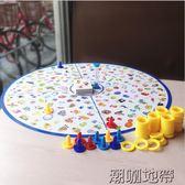 兒童提高觀察力專注力反應力早教桌游親子互動益智玩具3-5-6-7歲【潮咖地帶】