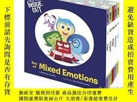 二手書博民逛書店Inside罕見Out Box of Mixed Emotion