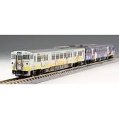 TOMYTEC KIHA47 鬼太郎列車2款列車_TQ98055