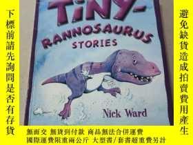 二手書博民逛書店The罕見Biggest and Best of TINY RANNOSAURUS Stories:最大最好的小霸