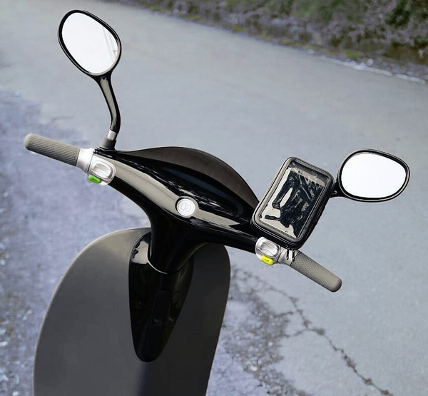 cuxI many jbubu gsr eMovIng ie125摩托車改裝導航架機車導航座手機支架摩托車導航架