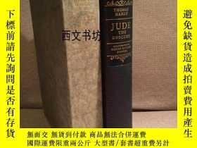 二手書博民逛書店【罕見】1969年出版 Jude the Obscure托馬斯·