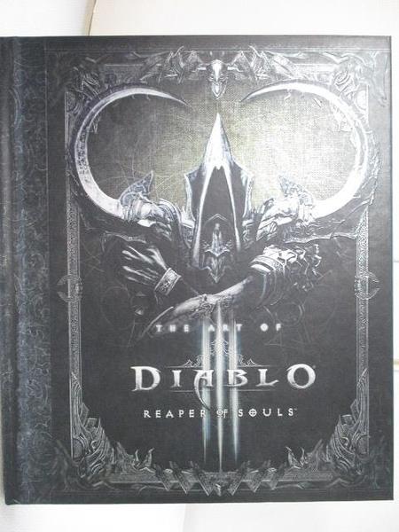 【書寶二手書T1/繪本_J86】No One Can Stop Death_Diablo 3