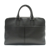 Dior 迪奧 黑色牛皮手提肩背兩用包 公事包 Brief Case 【二手名牌BRAND OFF】