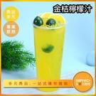 INPHIC-金桔檸檬汁模型 果汁 檸檬汁 金桔檸檬綠茶-IMFL015104B