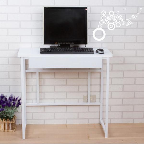 茶几 鞋架 穿衣鏡 書架《百嘉美》馥-野田超值抽屜工作桌/電腦桌(雙色可選) 辦公椅 電腦椅 書桌