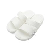 SLIPA 經典雙帶運動拖鞋 白 MA08 女鞋 鞋全家福