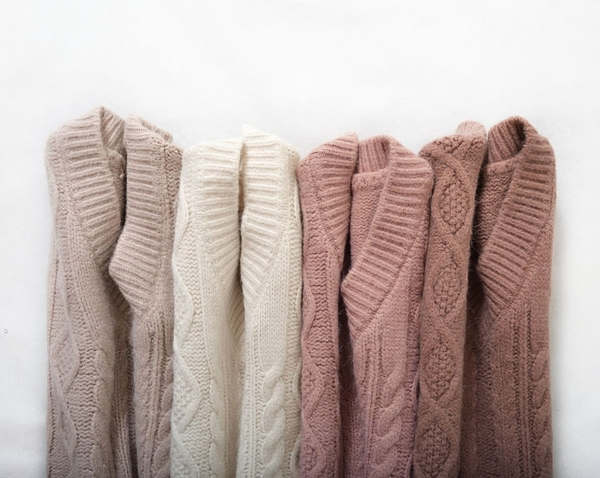 針織馬甲女2018秋冬新款韓版寬鬆純色無袖套頭毛線背心坎肩毛衫潮
