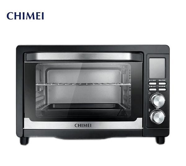 【CHIMEI奇美】24公升 微電腦 旋風智能電烤箱 EV-24S0SD