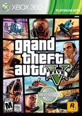 Xbox 360 俠盜獵車手5 亞版中文版 Grand Theft Auto V