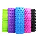 瑜伽柱 健身泡沫軸肌肉放鬆筋膜瘦腿瑜伽柱狼牙棒按摩滾軸初學者瑯琊滾輪 寶貝計畫