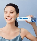 美的沖牙器便攜電動正畸口腔清潔水牙線牙齒縫結石洗牙MC-BJ0101 快速出貨