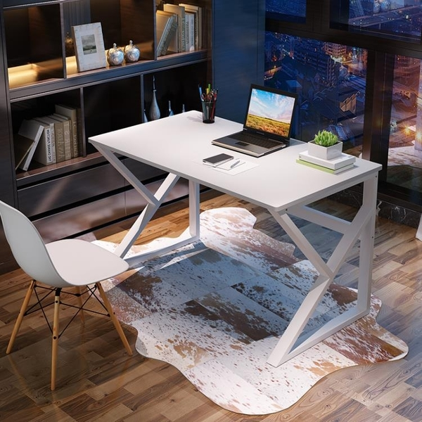 電腦桌臺式家用辦公桌子簡約現代寫字桌學生學習桌簡易經濟型書桌
