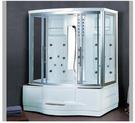 【麗室衛浴】淋浴蒸氣房 S-116  1800*980*2150mm