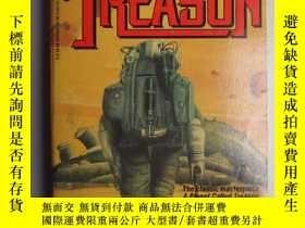 二手書博民逛書店Treason罕見叛國罪(英文原版書)Y7293 Orson S
