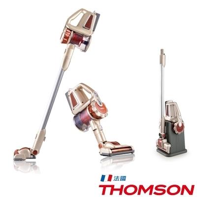 THOMSON 湯姆笙 TM-SAV11D 手持無線吸塵器 ★第二代8萬轉直流無刷數位馬達 集塵效果超強