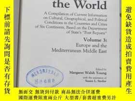 二手書博民逛書店Cities罕見of the worId(europe and