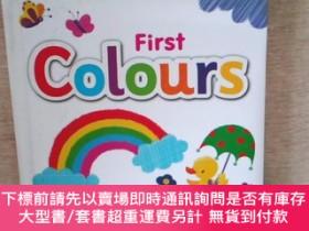 二手書博民逛書店First罕見ColoursY11418 pull-out pull-out 出版2015