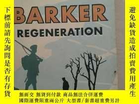 二手書博民逛書店Regeneration再生(罕見帕特巴克Y19705 帕特巴克