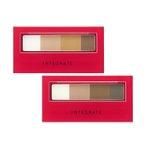 SHISEIDO 資生堂 INTEGRATE 立體光效四色眉粉盒(2.5g) 兩款可選【小三美日】