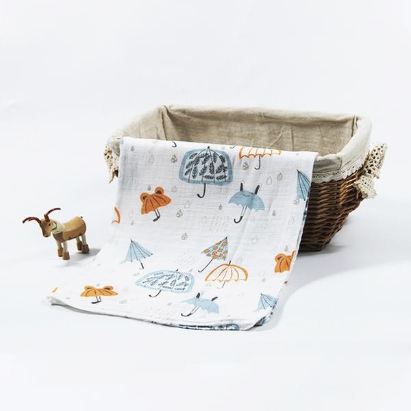 紗布包巾蓋被Muslin tree雙層嬰兒空調被子-JoyBaby