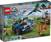 【LEGO樂高】URASSIC WORLD 侏儸紀世界 似雞龍和翼龍脫逃  #75940