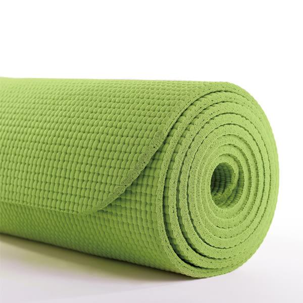 agoy瑜珈墊 學園瑜珈墊 (加長/6mm) - 棕櫚綠
