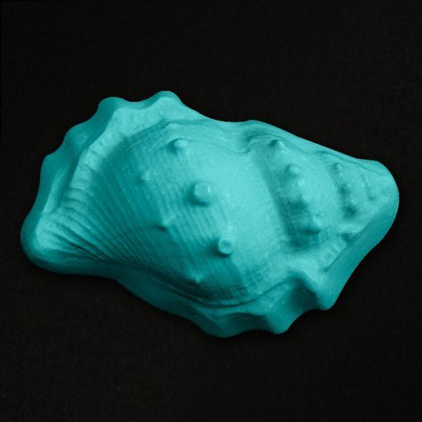 【香草工房】 塑膠模~海螺