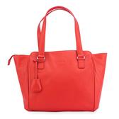 Kipling Basic皮革托特包(橘紅色)460179-9